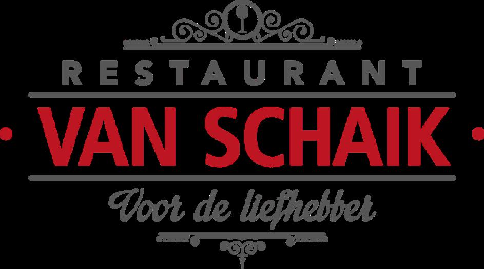 LogoRestaurantVanSchaik web